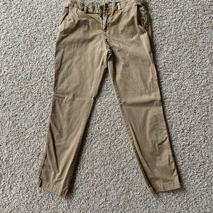 Gap Cropped Ankle Pants - Size 4